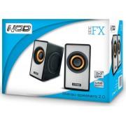 NOD SIDEFX SPK-003 (ΗΧΕΙΑ 2.0, ΤΡΟΦΟΔΟΣΙΑ ΜΕΣΩ USB, ΕΝΣΩΜΑΤΩΜΕΝΟΣ ΔΙΑΚΟΠΤΗΣ ΕΝΤΑΣΗΣ ΕΠΑΝΩ ΣΤΟ ΚΑΛΩΔΙΟ) (141-0076)