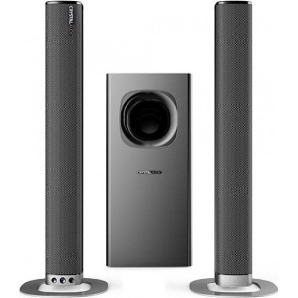CRYSTAL AUDIO CASB240 Bluetooth Soundbar 2-in-1 240W