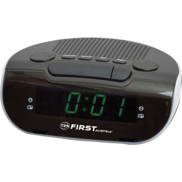 FIRST FA-2406-3 Ψηφιακό Ράδιο/Ρολόι