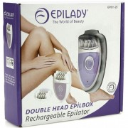 Epilady Double Head EpilBox EP811-25 Αποτριχωτική Μηχανή