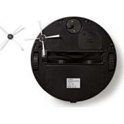 Nedis Robot Sweeper VCRO210BK Σκούπα ρομπότ, χωρίς σακούλα, χωρητικότητας 0.3L