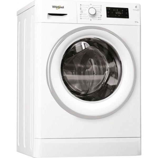 Whirlpool FWDG97168WS EU Πλυντήριο-Στεγνωτήριο 9kg-7kg