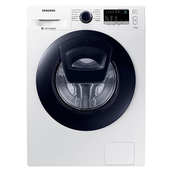 Samsung WW80K44305W/LV Πλυντήριο Ρούχων