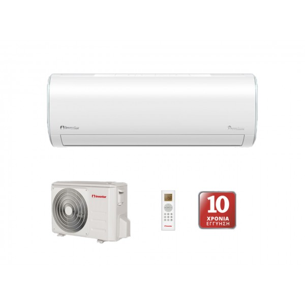 Inventor Premium PR1VI32-24WF Κλιματιστικό Τοίχου Α++/Α+++