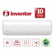 Inventor Premium PR1VI32-12WF Κλιματιστικό Τοίχου