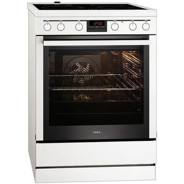 AEG 347056V-WN Κουζίνα ηλεκτρική