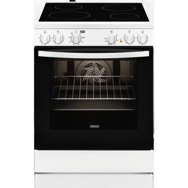 ZANUSSI ZCV65050WA Κουζίνα Ηλεκτρική