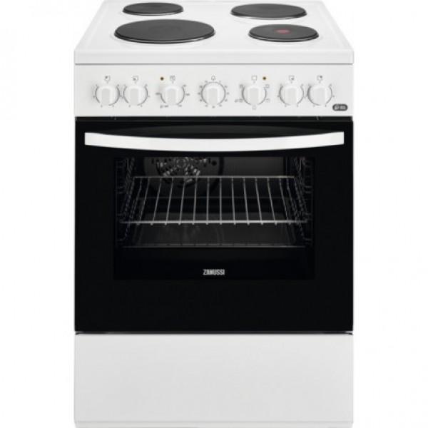 ZANUSSI ZCE65201WA Ηλεκτρική Κουζίνα