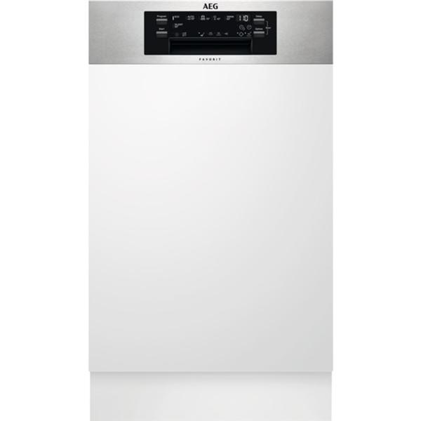 AEG FEE62400PM 45cm Εντοιχιζόμενο πλυντήριο πιάτων