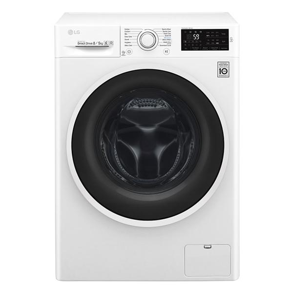 LG F4J6TM0W  8kg/5kg, Πλυντήριο-Στεγνωτήριο