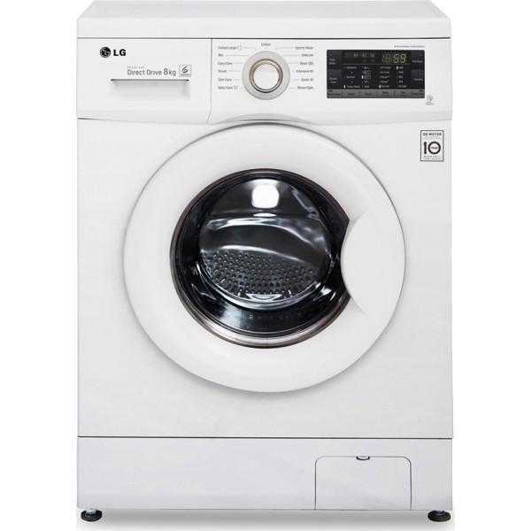LG Πλυντήριο Ρούχων FH2J3TDN0 (8Kg 1200Rpm A+++)