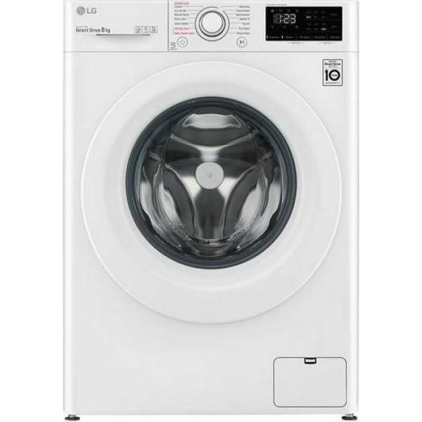 LG F4WV308S3E 8kg Πλυντήριο Ρούχων Ατμού