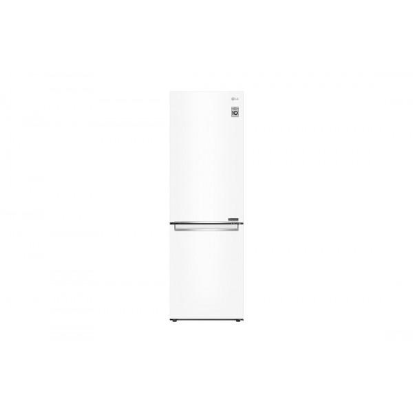 LG GBP31SWLZN Ψυγειοκαταψύκτης Full No Frost Λευκός (186x59.5) A++