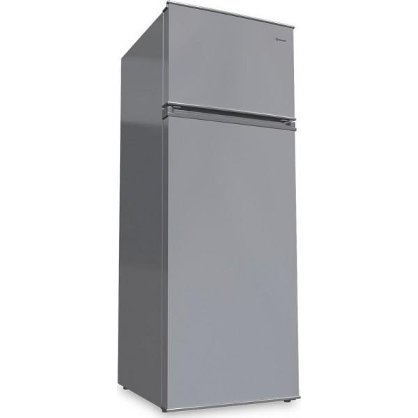 Inventor INVMS240A Silver Light Δίπορτο Ψυγείο