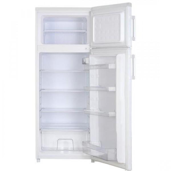 Haier HTM-546W Ψυγείο Δίπορτο