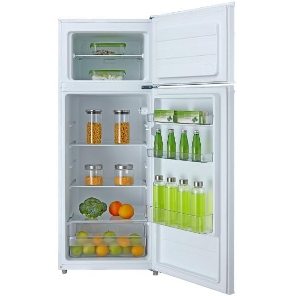 IDEAL IDD273W Ψυγείο Δίπορτο