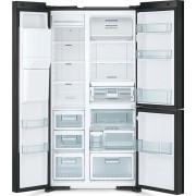 Hitachi R-MX700GVRU0 GBK Ψυγείο Ντουλάπα NoFrost