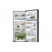 HITACHI R-V661PRU0(BSL) Ψυγείο Δίπορτο No Frost Inox F