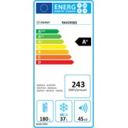 Indesit RAA24N(EU) Ψυγείο Δίπορτο Α+