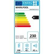 Whirlpool W55TM6110W Ψυγείο Δίπορτο Λευκό A+