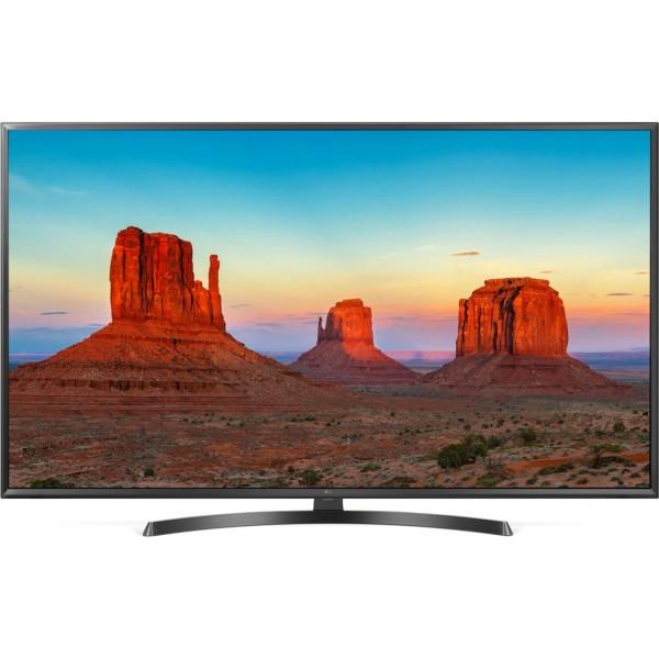 """LG 50UK6470 TV 50"""" LED Ultra HD 4K SmartTV WiFi DVB-S2 HDR 1600 PMI"""