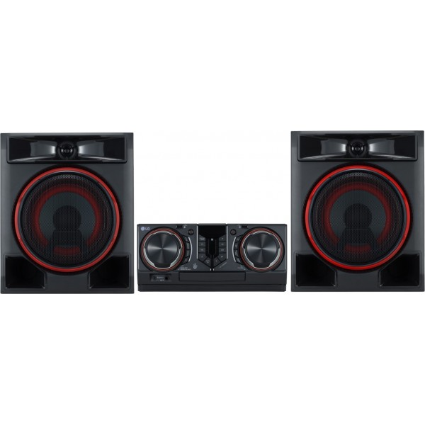 LG CL65.DEUSLLK Mini CD, 950watt