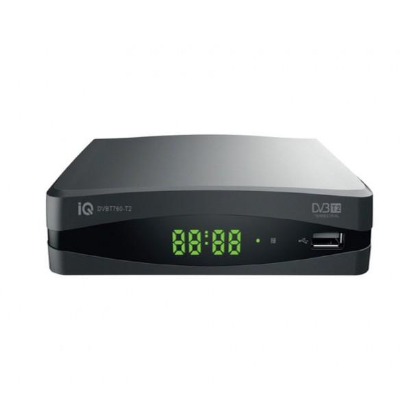 IQ DVB-T760 Αποκωδικοποιητής